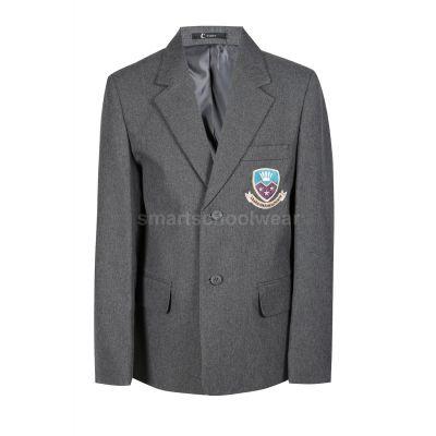 Sharples Boys' Blazer With Logo