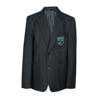 Glenboig School Boys Blazer With Logo