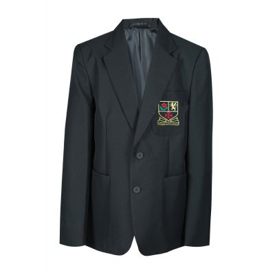 Turton High School Boys Blazer With Logo