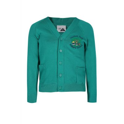 Haslam Park Primary School Cardigan With Logo