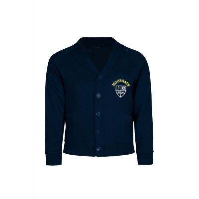 Moorgate  Primary School Cardigan With Logo