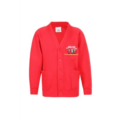 Red Lane Primary School Cardigan With Logo