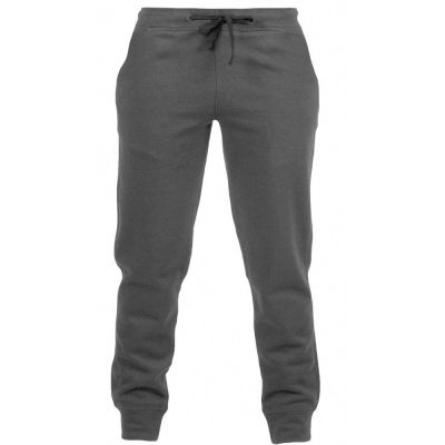 PE Charcoal Fleece Jog Bottoms