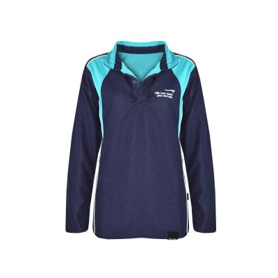 Little Lever Secondary School Boys Rugby Top For P.E