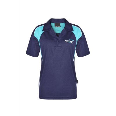 Little Lever Secondary School Boys & Girls Polo Shirt For P.E