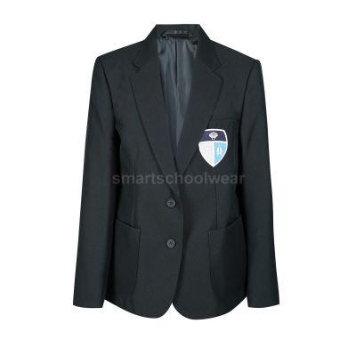 St James' Secondary School Girls Blazer With Logo