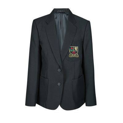 Turton High School Girls Blazer With Logo