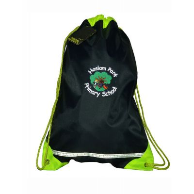 Haslam Park Book Pe Bag With  Logo