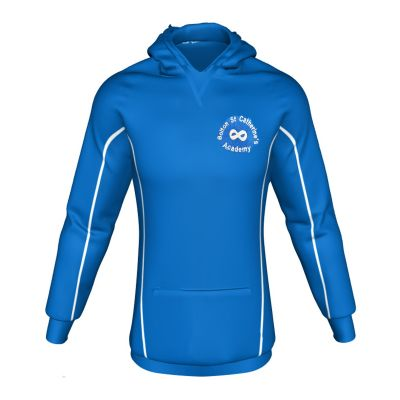 Bolton St Catherine's Academy Unisex PE Hooded Top