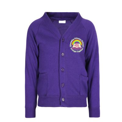 Sharples Primary School Logo Cardigan