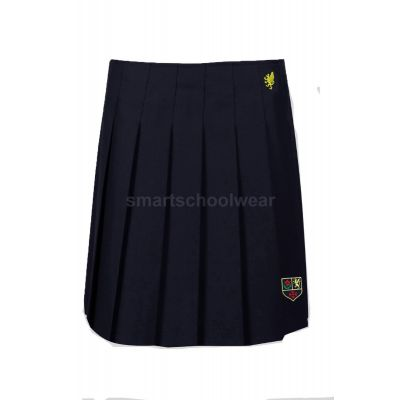 Turton High School Pleated Skirt