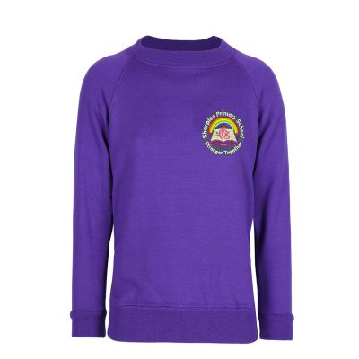 Sharples Primary School Logo Sweatshirt