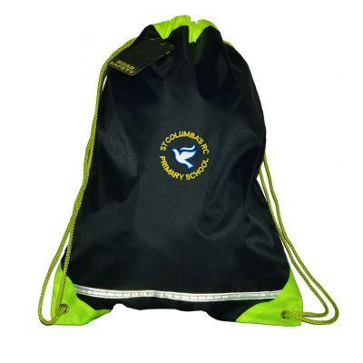 St Columba's R C Primary PE Bag