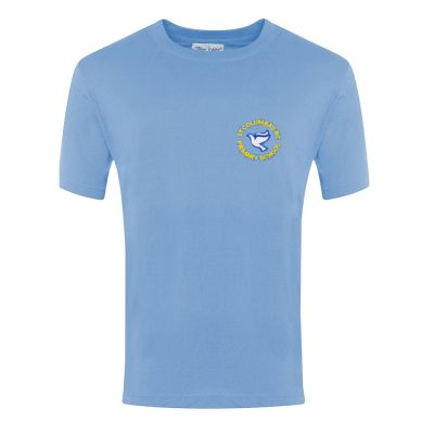 St Columba's R C Primary PE T-Shirt