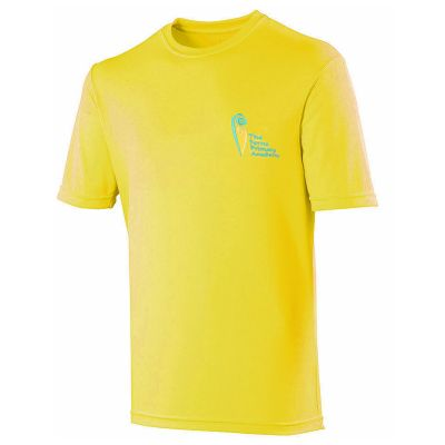 Ferns Academy Round Neck P.E Shirt with Logo