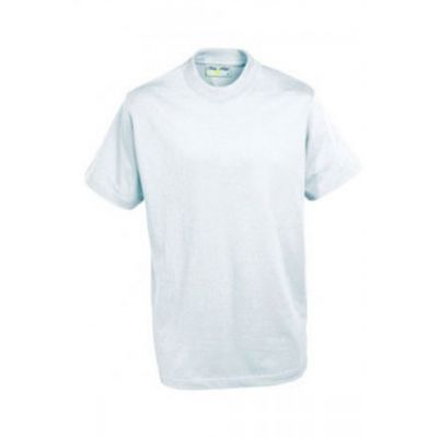 PE Plain White T-Shirt Boys / Girls