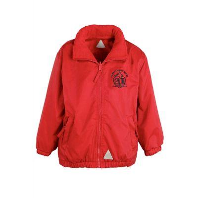 Sharples Primaryme Primary School Logo Reversible Jacket