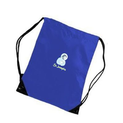 St Joseph's Primary Logo PE Bag