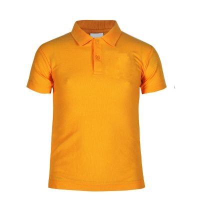 Primary Gold Polo Shirt
