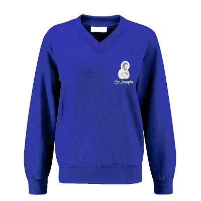 St joseph's School Sweatshirt With Logo