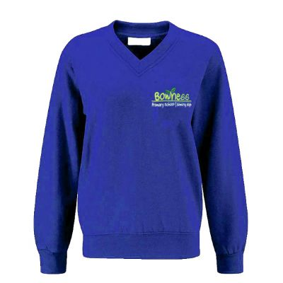 Bowness Primary School Sweatshirt With Logo
