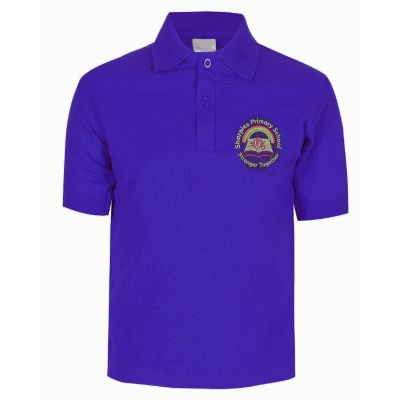 Sharples Primary School Logo Polo Shirt
