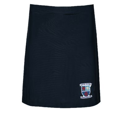 Turton High Girls Skort With Logo For P.E