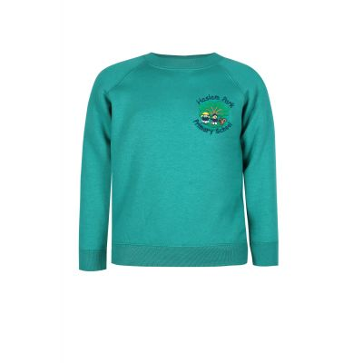 Haslam Park Primary School Sweatshirt With Logo