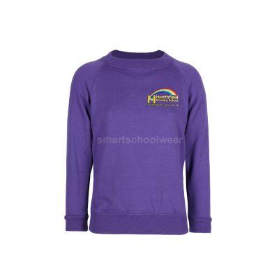 Heathfield Sweatshirt With Logo