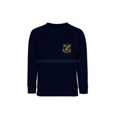 St Bedes School Logo Sweashirt