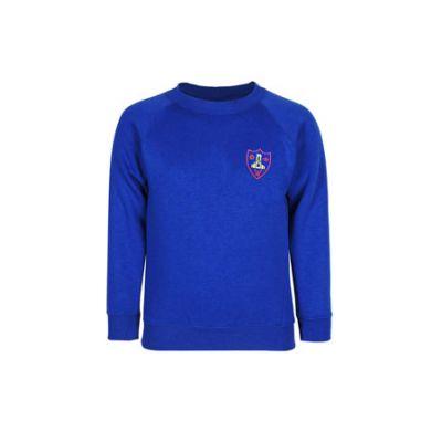 Walmsley Primary School Logo Sweatshirt