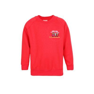 Red Lane Primary School Sweatshirt With Logo