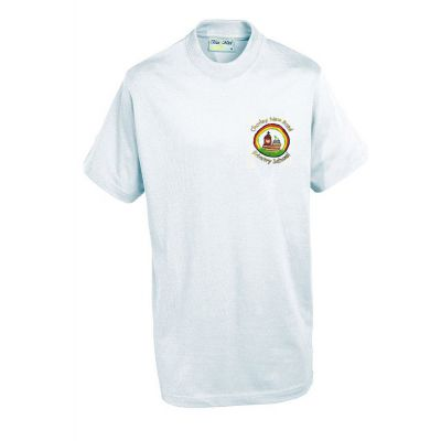 Chorley New Road Primary School Logo PE T-Shirt