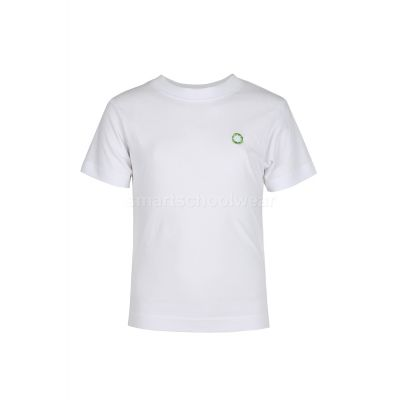 Olive School P.E T Shirt With Logo