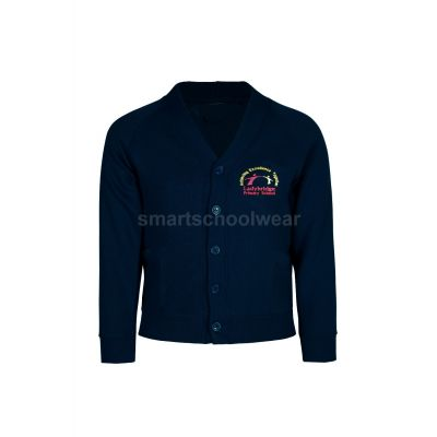 Ladybridge Primary School Cardigan With Logo
