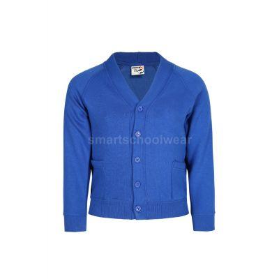 Primary School Royal Blue Cardigan