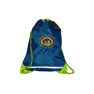 Chorley New Road P.E. Bag With Logo
