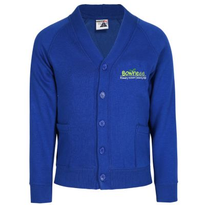 Bowness Primary School Logo Cardigan
