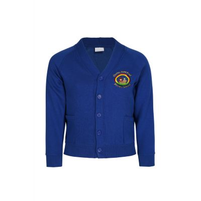 Chorley New Road Primary School Cardigan With Logo