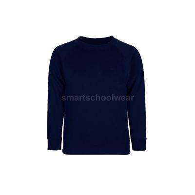 Primary School Plain Navy Sweatshirt