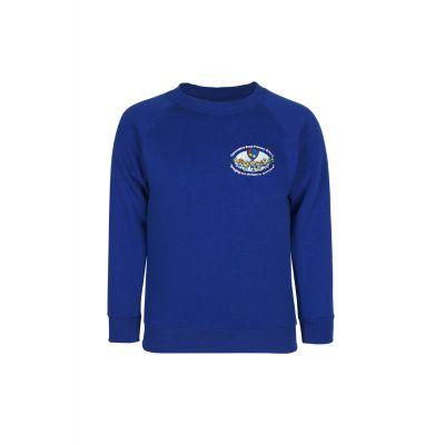 Devonshire Road Primary School Sweatshirt  With Logo