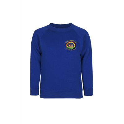 Chorley New Road Primary School Sweatshirt  With Logo