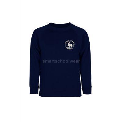 Masefield Sweatshirt With Logo
