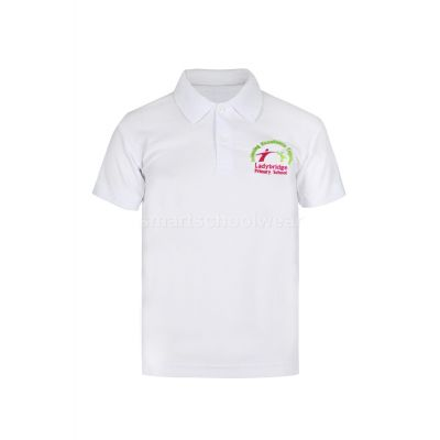 Ladybridge Primary School Polo Shirt With Logo