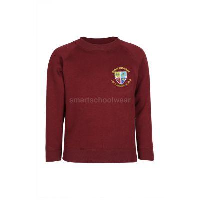 Bishop Bridgeman Sweatshirt With Logo