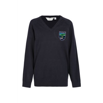 Glenboig Boys' Jumper With Logo