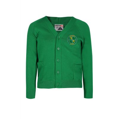 Beaumont Primary School Cardigan With Logo