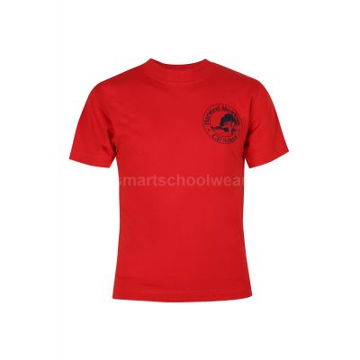 Harwood Meadows P.E Shirt With Logo