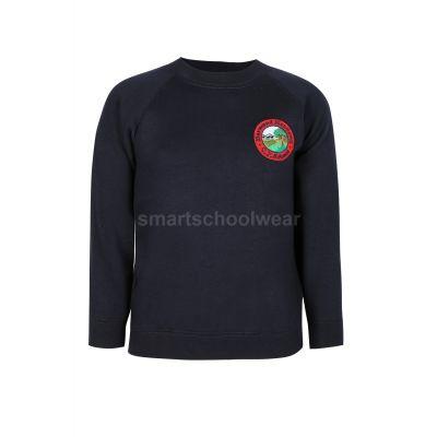 Harwood Meadows Sweatshirt With Logo