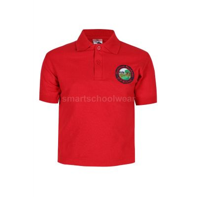 Harwood Meadows Polo Shirt With Logo